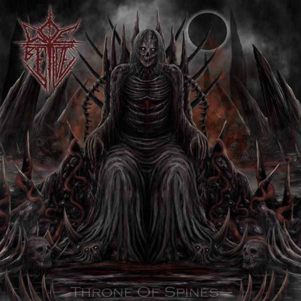 Woe Betide - Throne of Spines