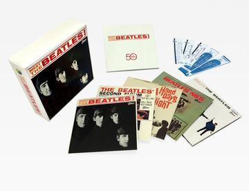 The Beatles - MR Japanese Red Set