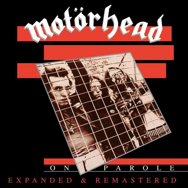 Motörhead - On Parole (Expanded and Remastered 2020)