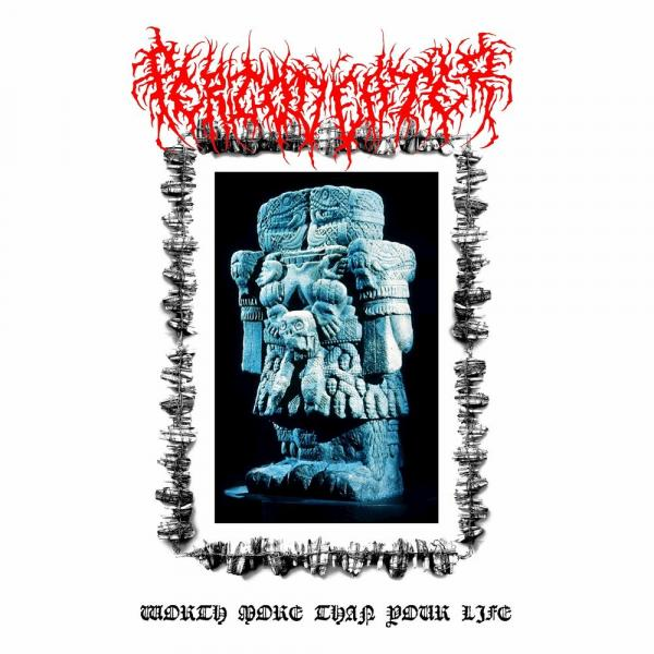 Periodeater Worth More Than Your Life 2020 Black Metal