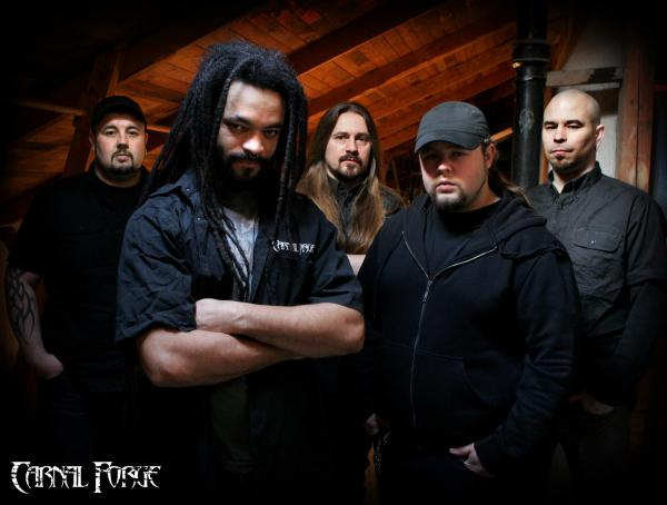 Carnal Forge - Discography (1998 - 2019)