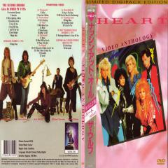 Heart - Video Anthology DVD (1976-1996)