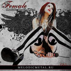 Various Artists - Female Melodic Death Metal Vol. 1