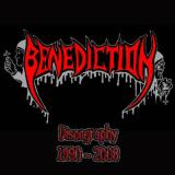 Benediction - Discography (1990 - 2008) (Lossless)