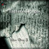Tattered Pages - Open Diary I