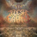 Flesh Of The Earth - (ex-Krematorium Defiled) - Nature's Reign (EP)
