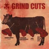 Nervous Impulse / Meat Cutting Floor / Japanische Kampfhörspiele / Brud - Grind Cuts (Split)
