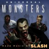 Slash - Universal Monsters Maze Soundtrack / Halloween Horror Nights 2018