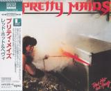 Pretty Maids - Red, Hot and Heavy (Japanese Ed.) (Remastered 2018)