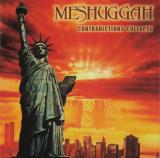 Meshuggah - Discography (1991 - 2012) (Lossless)