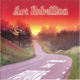 Art Rebellion - Embrace The Future
