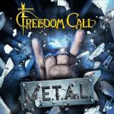 Freedom Call - M.E.T.A.L. (Lossless)