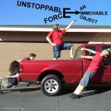 Unstoppable Force - An Immovable Object