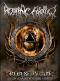 Rotting Christ - Non Serviam - A 20 Year Apocryphal Story (2 DVD)