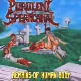 Purulent Spermcanal - Remains of Human Body