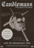 Candlemass - Live At Fryshuset 1990 - Documents Of Doom (DVD)