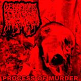 Genophobic Perversion - Process of Murder (EP)