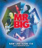 Mr. Big - Raw Like Sushi 114 (Live At Budokan 2014) (Blu-Ray)