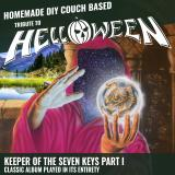 Martin Stein - Homemade DIY Couch Based Tribute To Helloween - Keeper Of The Seven Keys Part I
