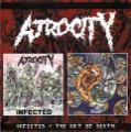 Atrocity  - Infected-The Art Of Death (Compilation)