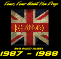 Def Leppard - Market Square - Indianapolis 1987.10.26 (Bootleg) (2CD)