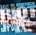 Riot - Live In America: The Official Bootleg Box Set Volume 3 (1981-1988)