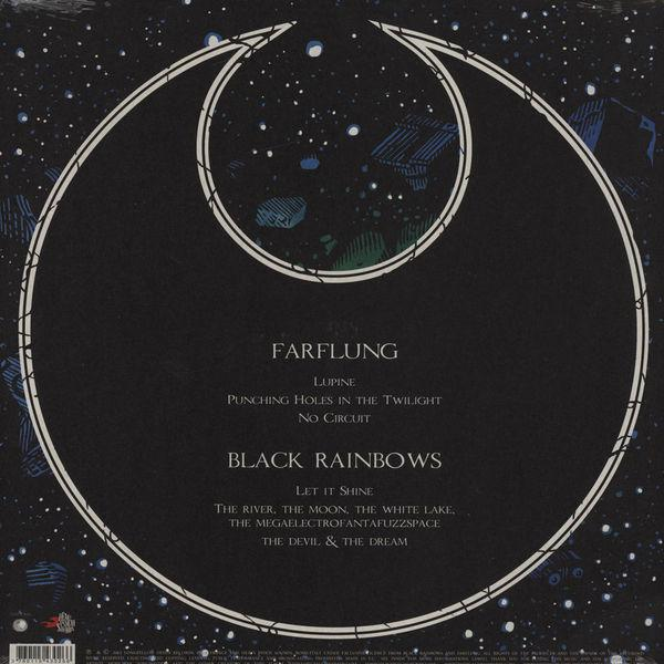 Farflung Amp Black Rainbows Split Ltd Edtion Vinyl Rip