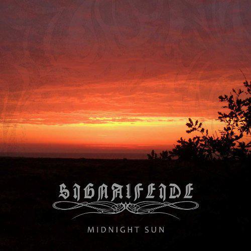 signalfeide midnight sun demo 2014 atmospheric black metal download for free via. Black Bedroom Furniture Sets. Home Design Ideas