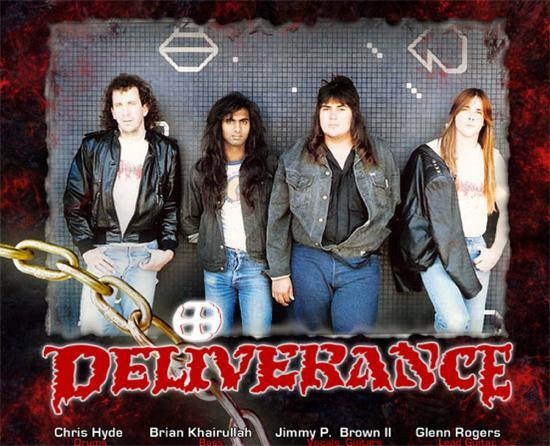 Deliverance - Discography (1985 - 2013) ( Thrash Metal