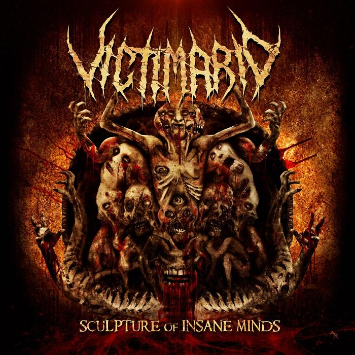 Insane Bands: Sculpture Of Insane Minds (2015, Brutal Death