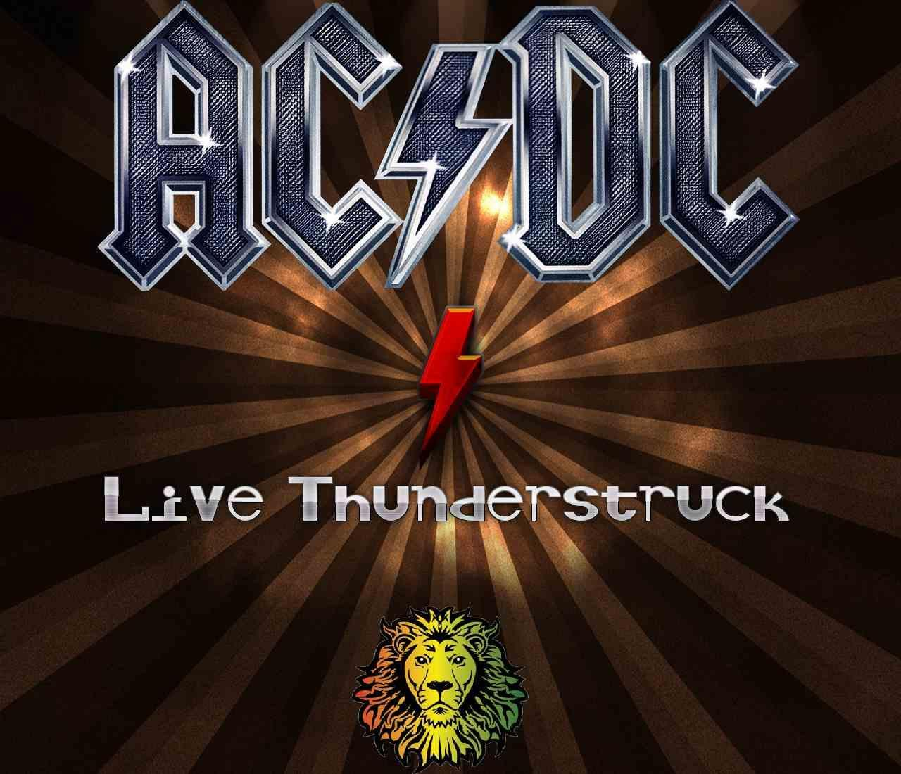 ac dc thunderstruck free music download