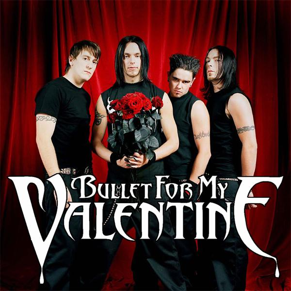Perfekt Bullet For My Valentine   8 Albums (2005 2016) (Lossless)