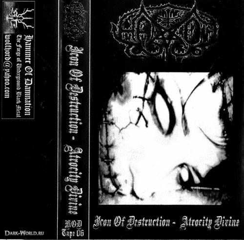 Resultado de imagem para Icon of Destruction - Atrocity Divine Havoc