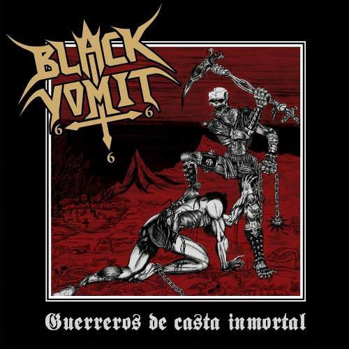 Black Vomit 666 - Carnicería con Metal