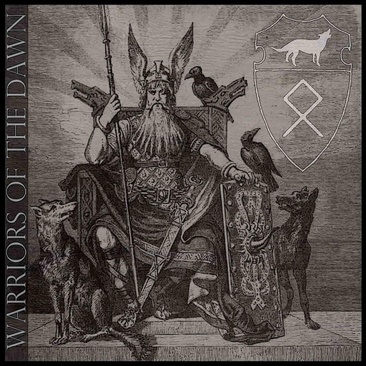 Warriors Of The Dawn Ver Online: Warriors Of The Dawn (2014, Black Metal