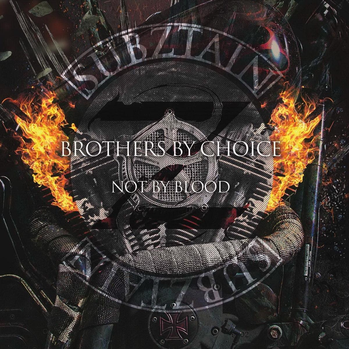 Subztain - Brothers By Choice Not By Blood (2016, Hard Rock) - Download for free via torrent ...