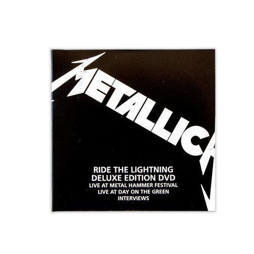 Metallica - Ride The Lightning - Remastered Deluxe Box Set
