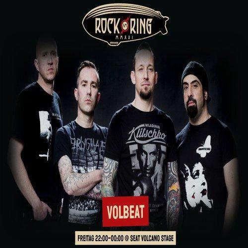 Volbeat 2016 06 03 Rock Am Ring Germany Dvd 2016 Heavy