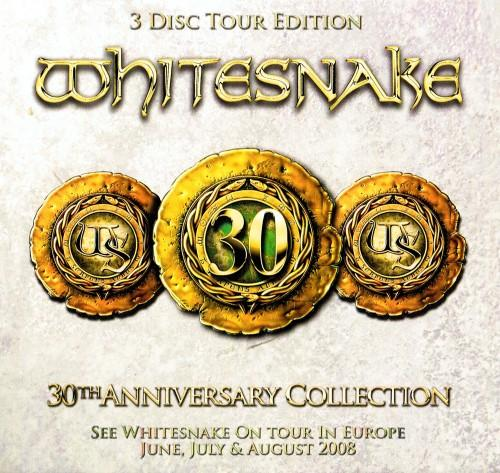 Whitesnake - 30th Anniversary Collection (3CD`s ...