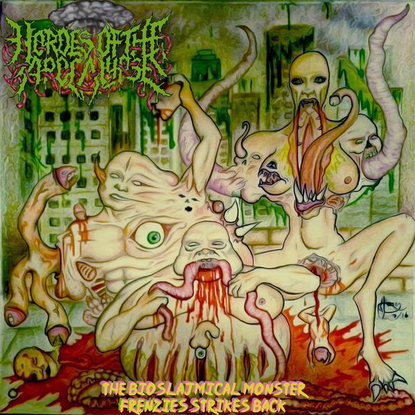 Spiritual Apocalypse Monstrosity: The Bioslajmical Monster