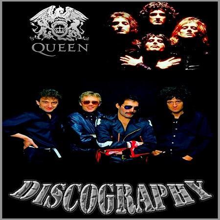 Queen uk albums discography 1991-2017.
