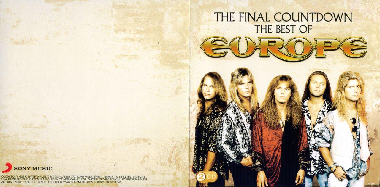 Europe the final countdown рингтон скачать