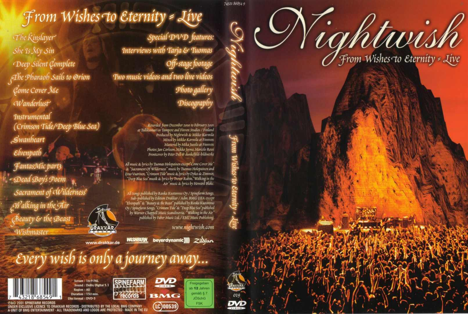 Nightwish Full Discography Torrent Download