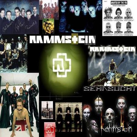 rammstein discography lossless industrial metal