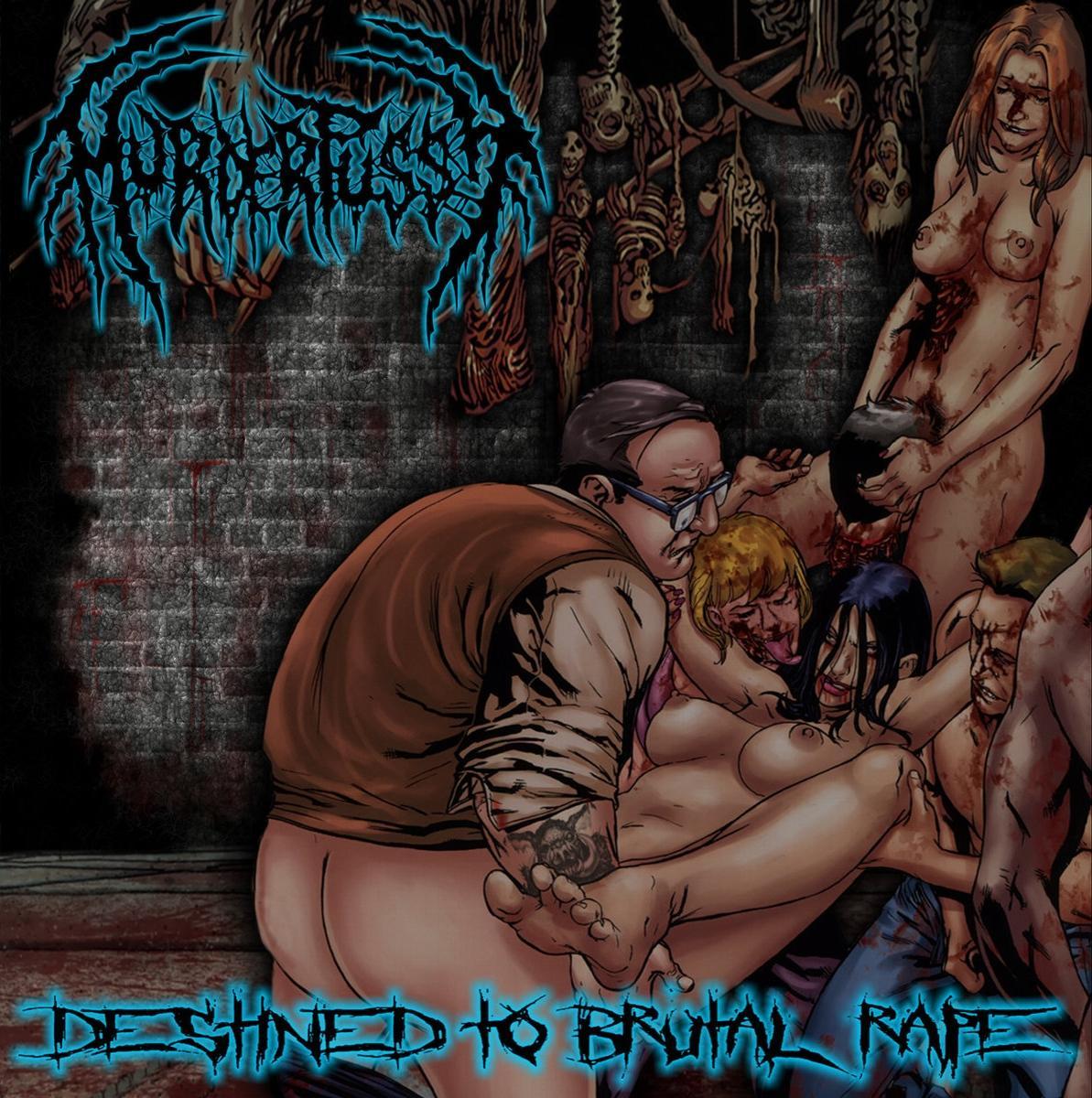 deathcore porn