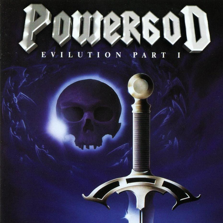 Powergod - Bleed For The Gods - That's Metal - Lesson I