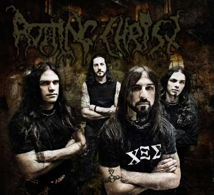 rotting christ discography 1989 2016 lossless black metal