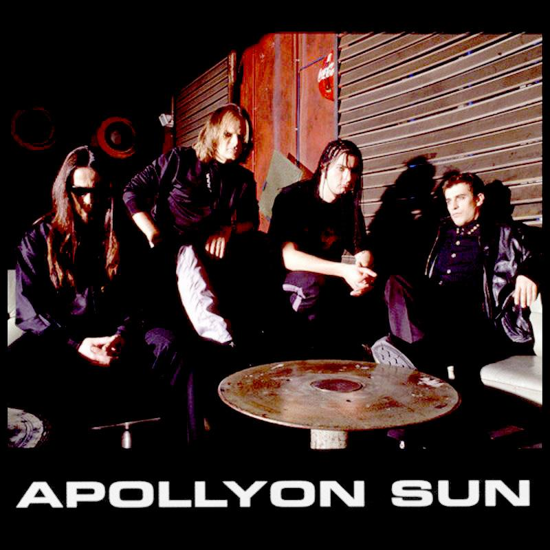 Apollyon Sun - Discography (1996-2000) ( Industrial Metal ...
