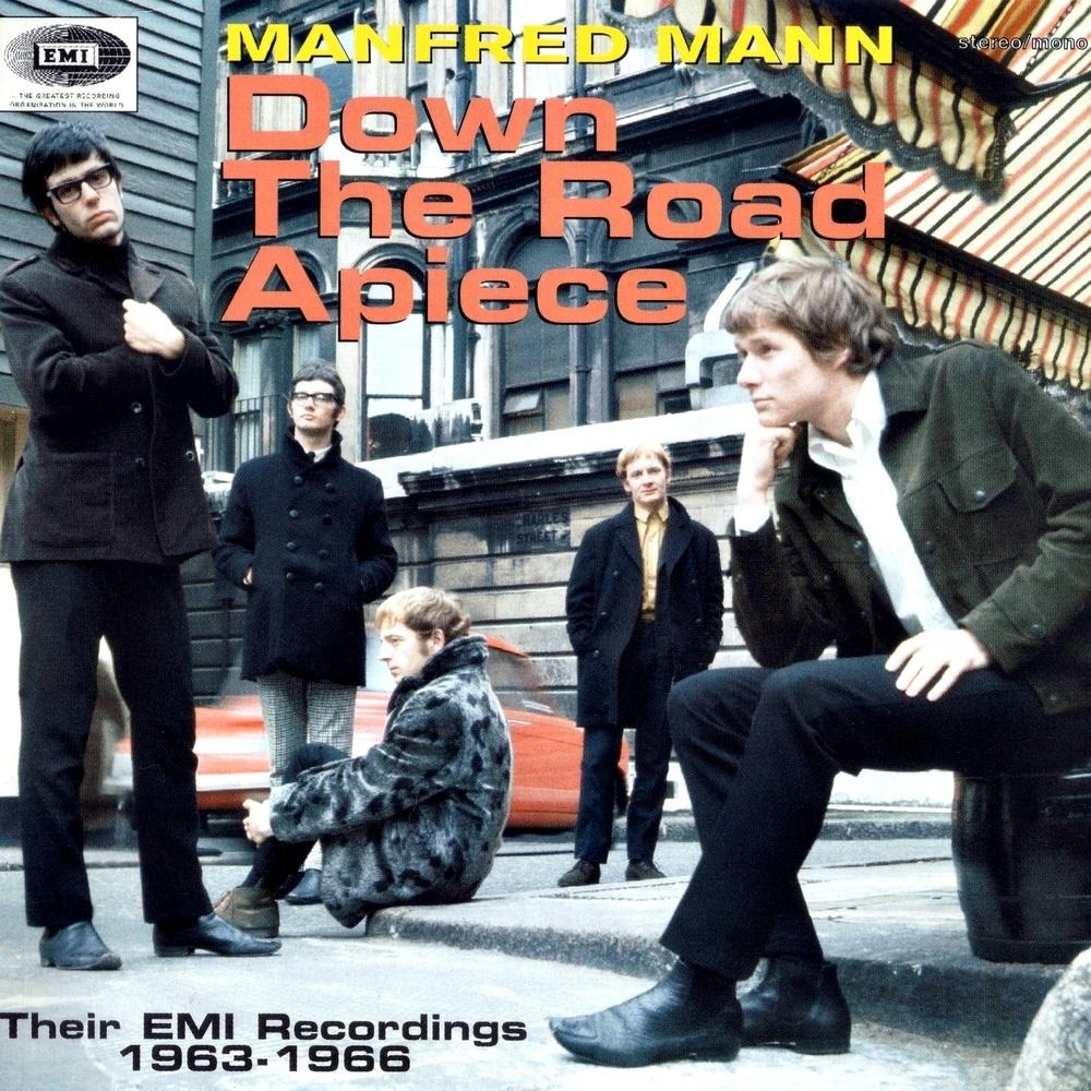 Manfred Manns Earth Band - Discography ( Progressive Rock