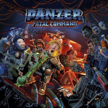 Panzer - Fatal Command 2017 ak